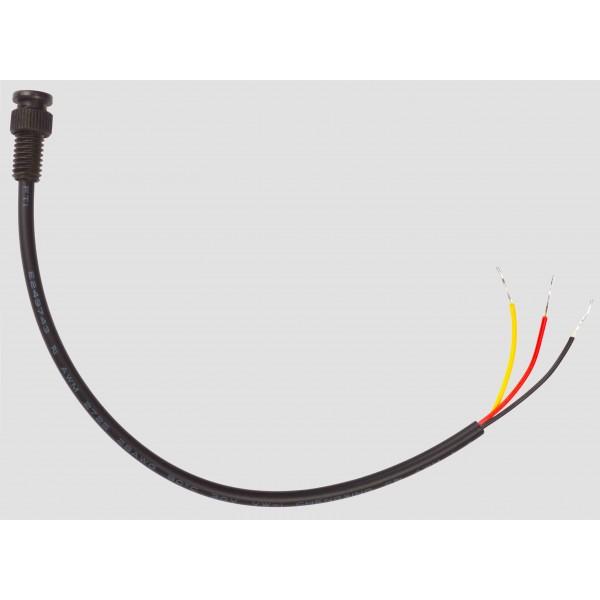 Миниатюрный активный микрофонМ-01W для систем видеонаблюдения