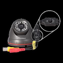 AHD Видеокамеры антивандального типа
