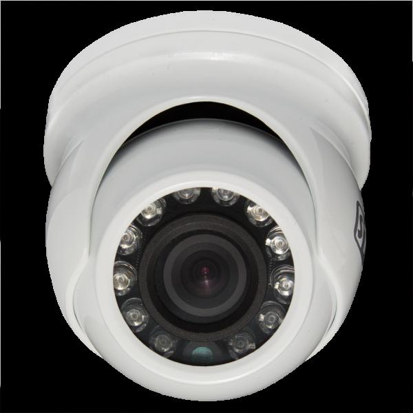 Купольная AHD видеокамера ST-2001