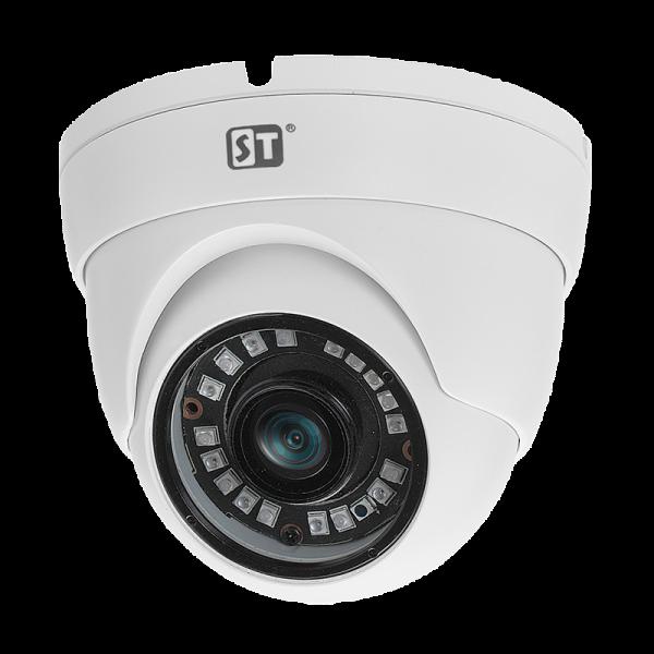 Купольная AHD видеокамера ST-4003