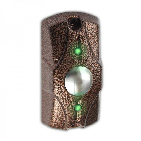 Циклоп, антивандальная накладная кнопка выхода