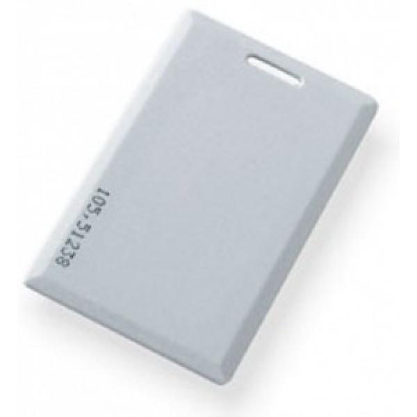 HW-02, RFID прокси-карта EM-Marine с прорезью, 1,6 мм