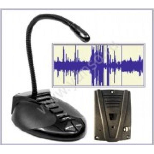 """DD-215Т/S1PL, Переговорное устройство """"Клиент-кассир"""" с записью рарговоров"""